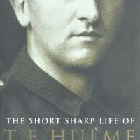 The importance of T.E. Hulme, by Roger Kimball