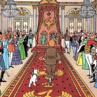 Tintin: The True European, by Peter Strzelecki Rieth